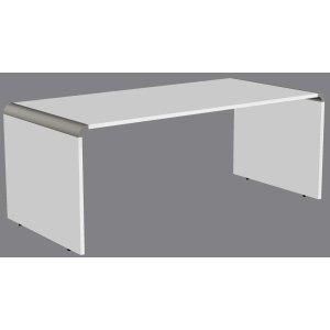 Kerkmann Schreibtisch Modus BxTxH 1800x900x750 lichtgrau