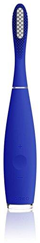 FOREO ISSA Hybrid elektrische Sonic Zahnbürste, Cobalt Blue