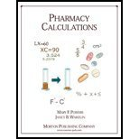 Pharmacy Calculations por Mary Powers