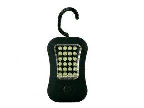 Arcas 24 lED 4 lED lampe de poche avec aimant et crochet