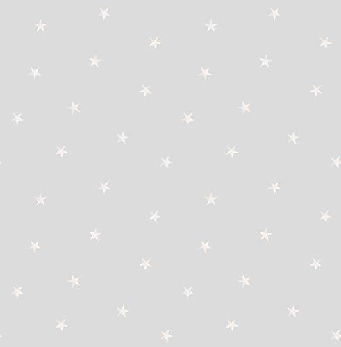 Decorline para Cama Individual de Estrellas Sarah Papworth Carousel Wallpaper_P