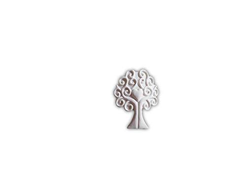Gessetti profumati albero della vita con cuoricino lotto 50 pezzi