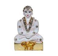 Lucky Maskot Lucky Maskot Lord Mahavir Idol