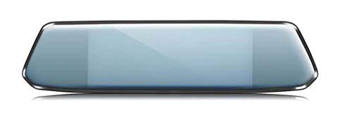 SIPENGFEI Autokamera Rückspiegel 7 Zoll Touchscreen Full HD 1080P 170 ° Weitwinkel-Fahrrecorder, Mit Loop-Aufnahme, Parkmonitor, G-Sensor, Rückbild, WDR + HDR 824 Kit