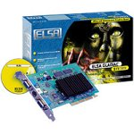 ELSA Gladiac 511 Twin Retail1 Grafikkarte AGP 32MB GeForce2 MX 400
