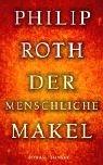 Hanser Belletristik Der menschliche Makel: Roman