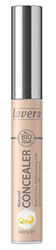 Lavera Natural Concealer Q10 -Ivory 01- Maquillaje