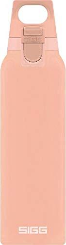 SIGG Hot & Cold Trinkflasche mit Teefilter 0.5L 26.5 cm Shy pink