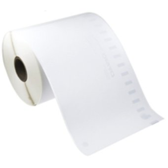 50 x S0904980 104mm x 159mm Extra Large Shipping Labels (220 Labels per Roll) compatible with Dymo LabelWriter 4XL Printers