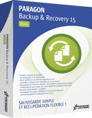 Paragon Backup & Recovery 15 Home (Version