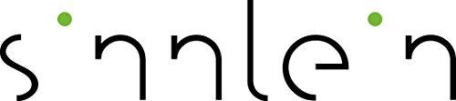 sinnlein Wasserdichte atmungsaktive Molton Betteinlage 11 Größen wählbar 100 Prozent Baumwolle Matratzenschoner Matratzenauflage (60x120cm) - 3