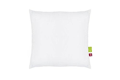 Abeil 15000000532  Oreiller Classique Bio Attitude Coton Blanc 60 x 60 x 18 cm