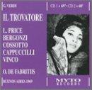 Il Trovatore-Comp Opera [Import allemand]
