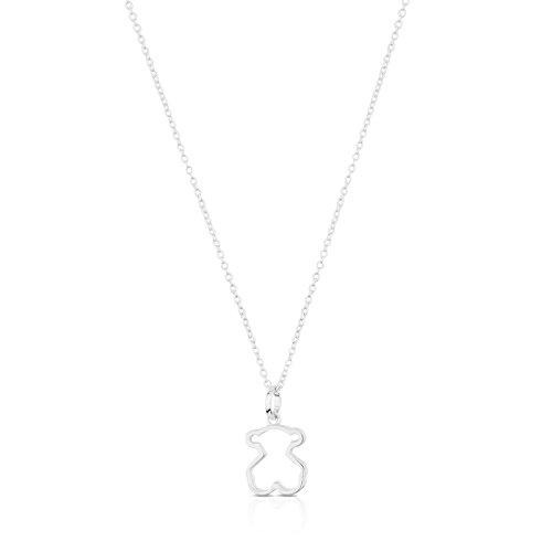 Tous collana con ciondolo donna argento - 614784500