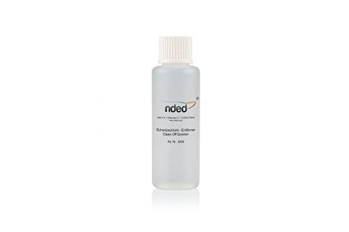 Dissolvant pour film de dispersion - couches grasses modelage Gel ( Clean Off Solution )