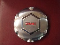 02-07 03 05 GMC Envoy Wheel Center Hub Cap 2002 2003 2004 2005 2006 2007 #6105 by Royalty Lifts