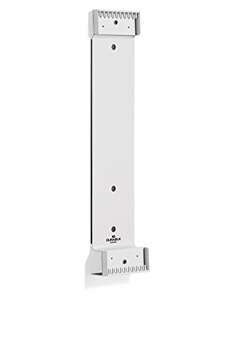Durable 591710 Magnetischer Sichttafelwandhalter Function Magnet Wall Module 10 (für 10 Sichttafeln A4) grau