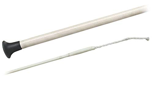 Dressurgerte TELLINGTON Methode Weiss 130cm Größe/Farbe 130cm / Weiss