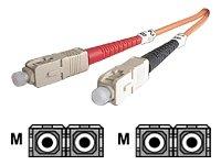 Dexlan Cordon fibre optique SC/SC 62.5/125 1 m par Dexlan
