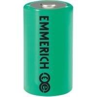 Pile D lithium 3,6V 19000 mAh Emmerich