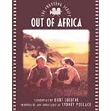 Out of Africa: Film Script (NHB Shooting Scripts)