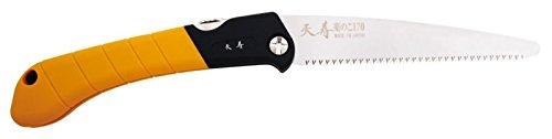 Scie d'élagage Japonaise Pliante à Lame Interchangeable 17 cm - Fabriqué au Japon