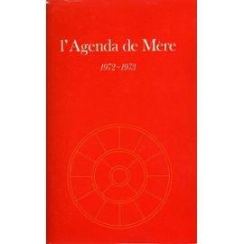 L'Agenda de mère, tome 13 par Mère