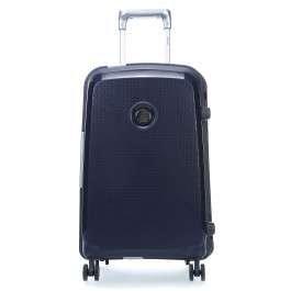 Delsey Belfort Plus Bagage Cabine, 55 cm, 45 L, Bleu