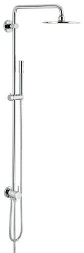 Preisvergleich Produktbild GROHE Rainshower 210 | Brause- und Duschsysteme - Duschsystem | mit Sena Handbrause, mit Umstellung | 27058000