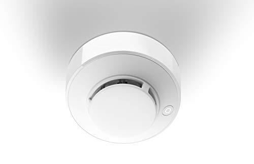 Lupus-Electronics 12117 Lupus Rauchmelder V2 für unsere Smarthome Alarmanlagen, batteriebetrieben,...