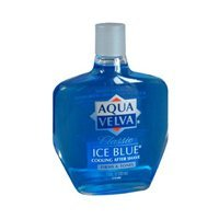 Aqua Velva Cooling After Shave, Classic Ice Blue 7 oz