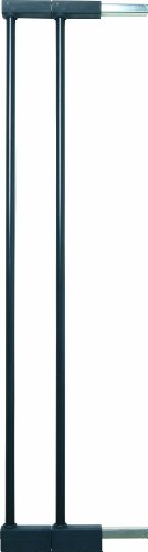 Artikelbild: Baby Dan Verlängerung Extend-A-Gate, 2 x 7 cm, Schwarz: für druckmontierte Baby Dan Schutzgitter Premier Schwarz und Avantgarde Kirsch/Schwarz