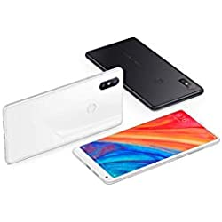 """Xiaomi Mi Mix 2S EU - Smartphone de 5.99"""" (memoria de 6GB + 128 GB, cámara de 12 MP), color blanco [versión española]"""