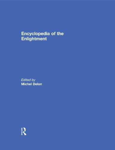 Encyclopedia of the Enlightenment (English Edition)