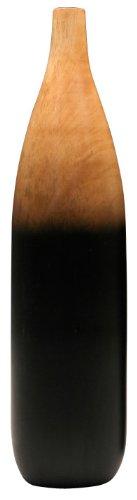 Bodenvase Mangoholz Twotones H72