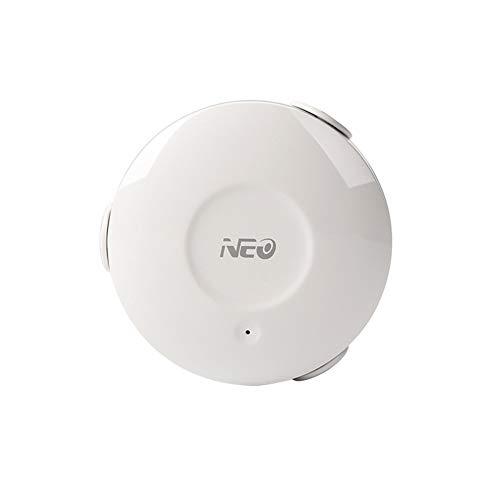 WiFi Wasser Sensor, Flutlecksucher Alarm Sensor App Benachrichtigung für Haus liefert -