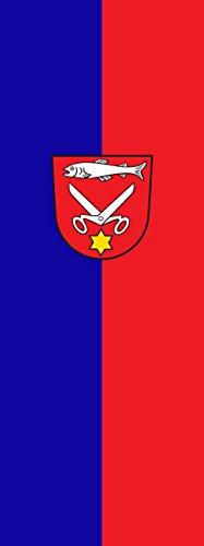 magFlags Drapeau Scheer | portrait flag | 6m² | 400x150cm