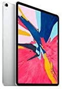 Apple iPad Pro (12.9-Pouces, Wi-FI + Cellular, 512Go) 2018 - Argent (Renewed)