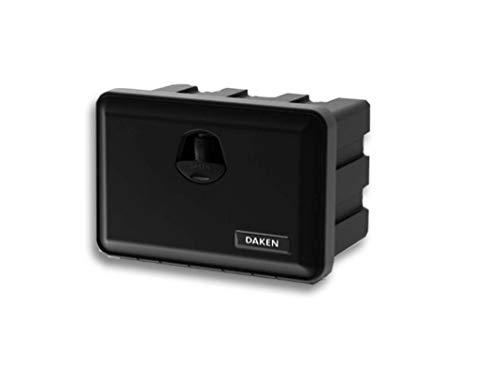 Daken Just 500-R Bac de Rangement pour Camion 500 x 350 x 300 mm - Coffre à outils