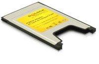 Delock PCMCIA Card 1x Compact Flash Karten Typ I Slot