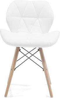 Urban Ladder Ormond Accent Chair (White)