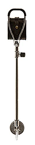 Walking Seat stick with padded brown leather seat - for sale  Delivered anywhere in UK