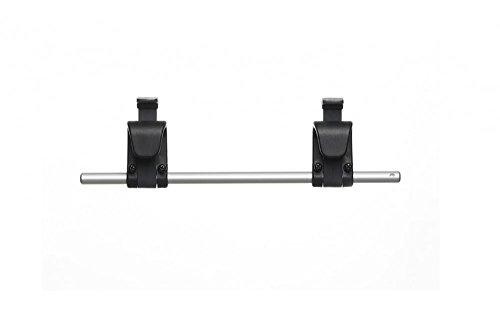 Brooks England Unisex Klickfix Modular Klick Fix Befestigung, Modell Modul Schiene 270mm (optional für neue Street Aktentasche), silber, one size (Neues Modul)