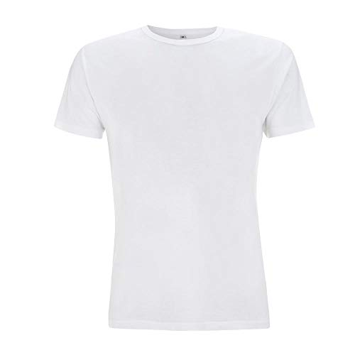 Continental - Men's Bamboo Jersey T-Shirt / White, L