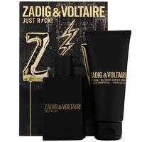 Zadig & Voltaire, Set de fragancias para hombres - 150 ml.