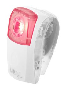 Knog LED Beleuchtung Wearable Boomer, weiß, 11017