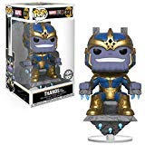 FunKo Pop! Marvel # 331 Marvel Studios 10 Jahre Thanos auf Thron