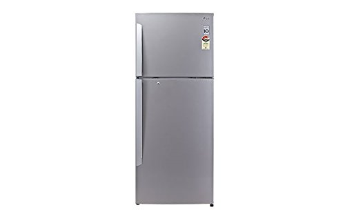 LG 420 L 4 Star Frost-Free Double Door Refrigerator (GL-M472GLJM,...