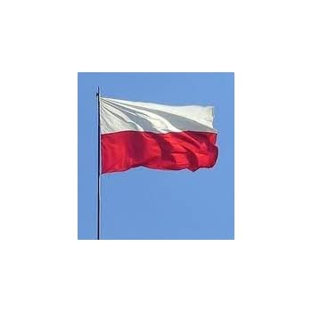 flag of poland polish national flag 150x90cm amazon co uk garden