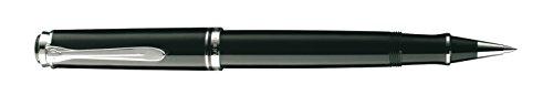 Pelikan 926352 Tintenroller Souverän R405, schwarz/silber